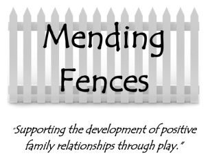 Mending Fences Logo