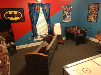 Teen Room #1